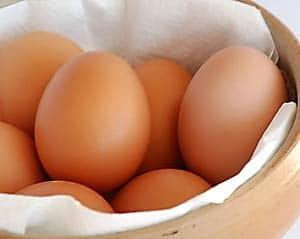 ทานไข่ เพื่อควบคุมน้ำตาลในเลือด