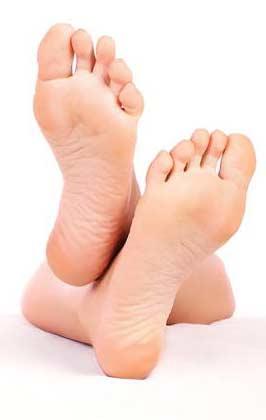ดับกลิ่น เท้าเหม็น ให้สนิท