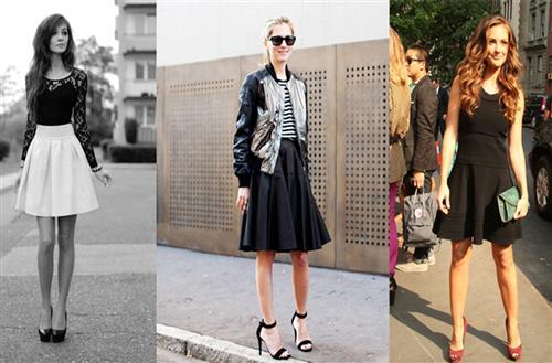 เลือกกระโปรง A-Line Skirts อย่างไร ให้เหมาะกับตัวคุณ